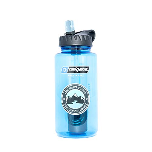 Epic Nalgene OG | Water Filtration Bottle | Wide Mouth