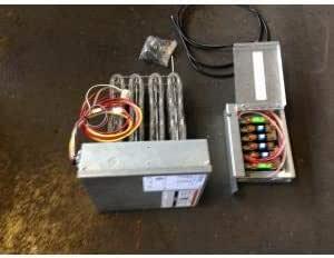 [TBQL_4184]  YORK/COLEMAN 2CE04512006A 20 KW ELECTRIC HEAT KIT, 208-240/60/1 W/FUSES AND FUSE  BOX - - Amazon.com | Kw Fuse Box |  | Amazon.com