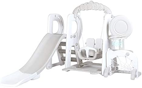 子供のおもちゃ子供のスライドグッズ、屋内赤ちゃん小さなスライドスイング多機能コンビネーション折りたたみ式幼児スライド
