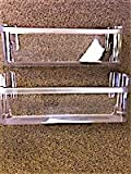 240323002 Set Of 2 Clear Bin Compatible With Electrolux Frigidaire Refrigerators