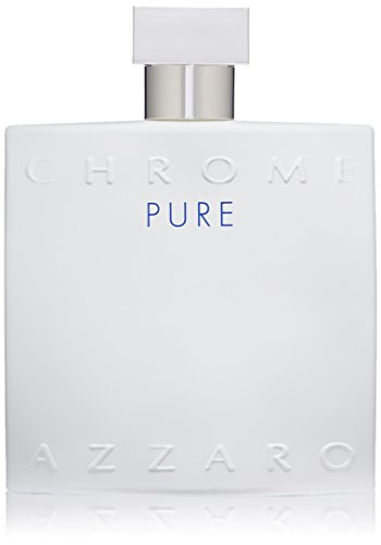 - Azzaro Chrome Pure After Shave Lotion, 3.4 Fl Oz