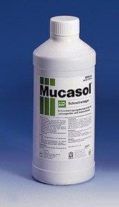 Mucasol one 2 Liter Bottle Each