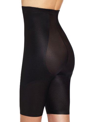 Maidenform Maidenform Sensual Shape Collection Hi Waist Thigh Slimmer - Faja para mujer Negro (BLACK BK)