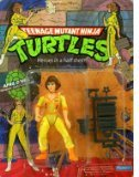Teenage Mutant Ninja Turtles April O'Neil Action Figure