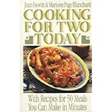 Cooking for Two Today