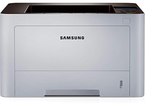Samsung ProXpress M4020ND Monochrome Laser Printer with Mobile Connectivity, Duplex Printing, Built-in Ethernet, Print Security & Management Tools (SS383K)
