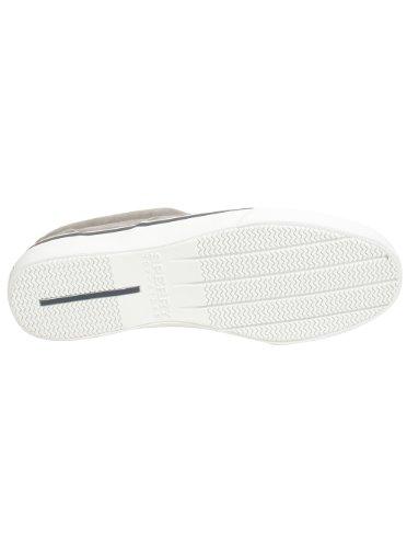 Sperry Mens Striper LL CVO Sneaker, Grey, 10