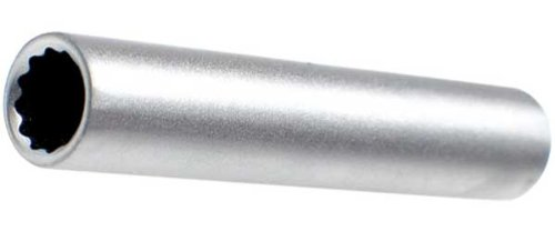 Motion Pro 1/4in. Drive, 5/16 Deep Well 12 Point Socket 08-0384 ()