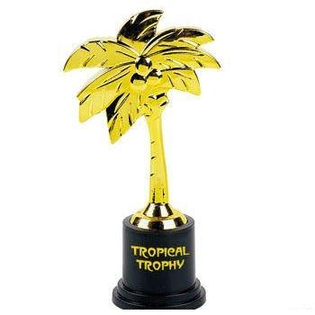 (Tropical Trophies (1 DOZEN) - BULK )