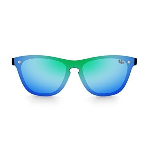 e49d1a2c2a Mosca Negra Sunglasses Gafas de lente plana MOSCA NEGRA ® modelo CENOTE -  Unisex Barato