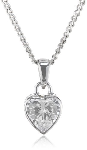 s.Oliver Jewels - 417167 - Collier Enfant - Argent 925/1000 3.6 Gr - Zirconium