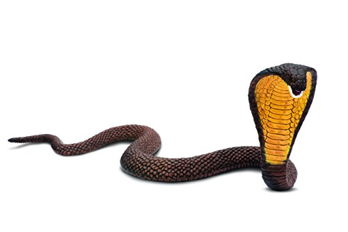 Safari Ltd Wild Safari Wildlife Cobra (Cobra Snake)