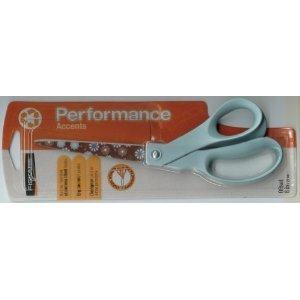 Office Accents Scissors (Fiskars Performance Accents 8-Inch Scissors Floral Print)