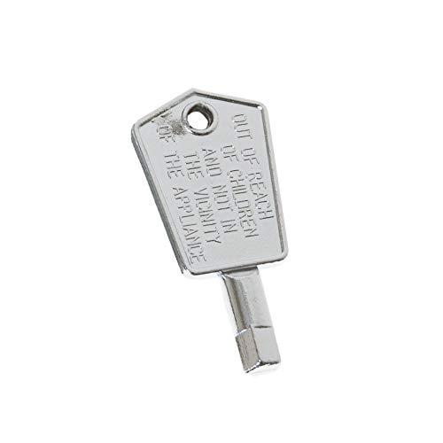 (Ge WR05X10034 Refrigerator Door Key Genuine Original Equipment Manufacturer (OEM) Part)