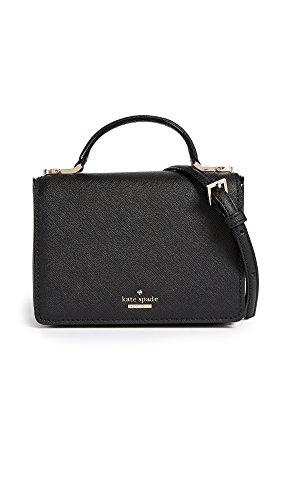 Kate Spade New York Women's Cameron Street Hope Mini Top Handle Bag, Black, One Size