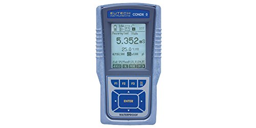 Eutech CyberScan COND 600 Meter, Water Quality Monitoring - ECCONWP60043K by Eutech Instruments