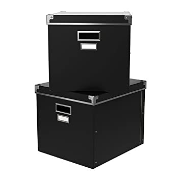 Amazon com : Ikea Kassett Magazine Box Storage With Lid