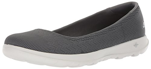 Slipper Charcoal lite Walk Skechers 15400 Go Dreamer dzw1qn0Px