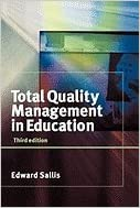 Total Quality Management (3rd, 02) by Sallis, Edward [Paperback (2002)]