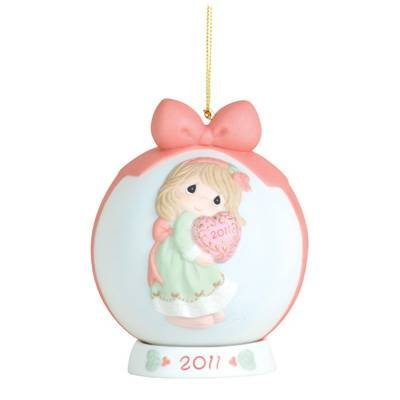 Precious Moments, 2011 Dated Ball Ornament