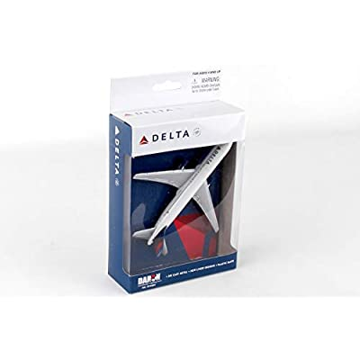 Daron Delta Single Plane: Toys & Games