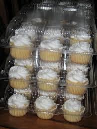 Cupcake Boxes, Cupcake Containers, 12 Pack Cupcake Containers, Set of 12,by the Bakers Pantry by The Bakers Pantry (Image #5)