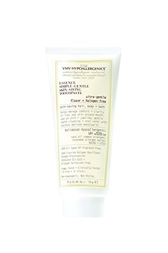 VMV Hypoallergenics Essence Skin-Saving Toothpaste, 2.65 Ounce