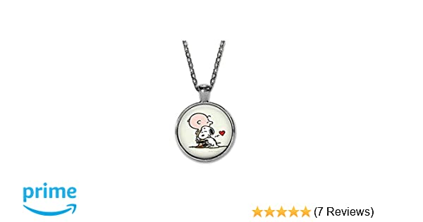 "/""Set of 5 X Snoopy The Dog Enamel Metal Charm Pendants 5 Colours Charlie Brown"