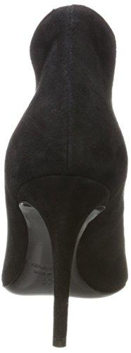 Women's 002 Paul90 Black Dei Heels Nero Mille Closed Toe 7OTB51qv