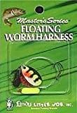 Little Joe Floating Worm Harness – Perch Blade/Lime-Yellow Float