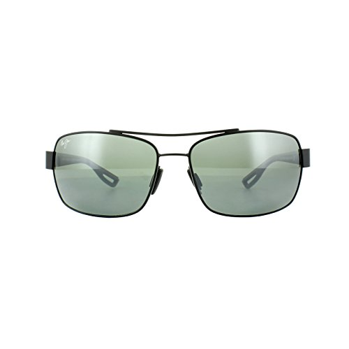 Jim neutral Unisex Translucent Rubber dark Black Ola Maui Matte Grey azn7xqadp