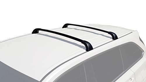 (BRIGHTLINES 2014-2019 Toyota Highlander Cross Bars Roof Racks LE & LE Plus)