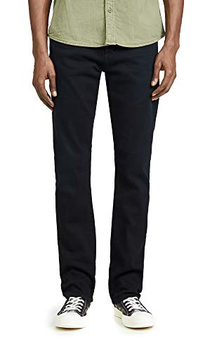 Citizens of Humanity Men's Gage Classic Straight Jeans in Harrison Wash, Harrison, Black, 33 from Citizens of Humanity