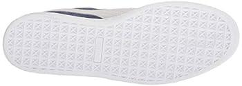 Puma Suede Classic Sneaker, Blue Indigo White, 9.5 M Us 2