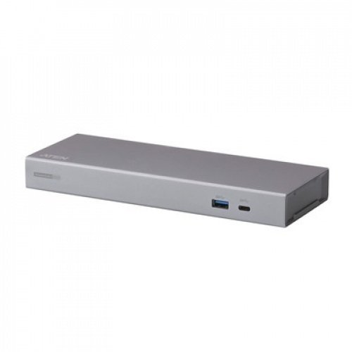 ATEN Technologies - UH7230 - Thunderbolt 3 Multiport Dock with Power Charging from ATEN