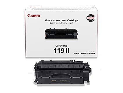 canon 119 ii - 1