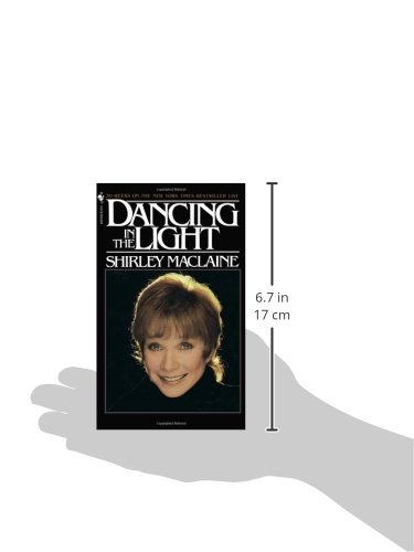 Dancing In The Light Shirley Maclaine 9780553256970 Amazon Books