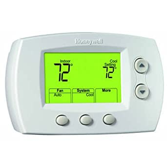 Honeywell Non-programmable Wireless FocusPRO Thermostat - YTH5320R1000/U TH5320R-c2