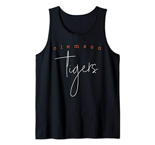 Clemson University Tigers NCAA RYLCL14 Tank Top