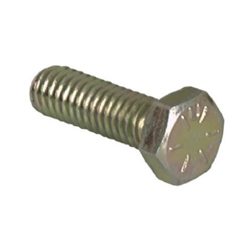 Hillman Hex Cap Screw 1-8 X 3  Zinc Dichromate Grade 8 Steel Hex Head Hillman Group Rsc 220462