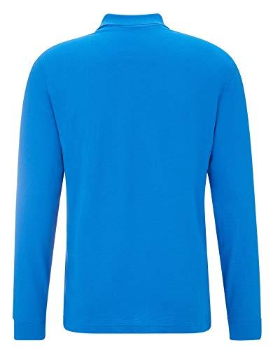 Longues Polo Lacoste b9u Blue Homme L1330 Royal Manches Uni IIHgr