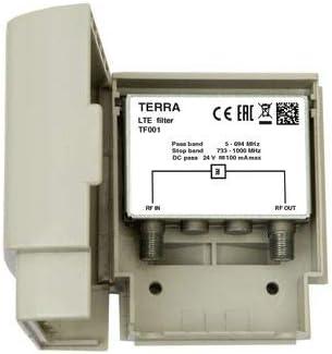 Filtro 5G de 60dB para Exterior 5-694 MHz