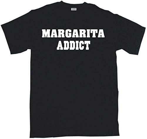 Mezcal Reposado - 99 Volts Margarita Addict Women's Regular Fit Tee Shirt Medium-Black