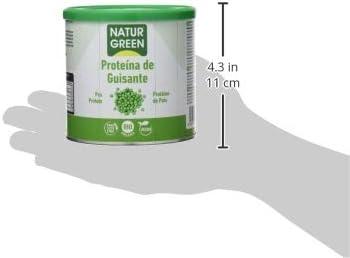 NaturGreen Proteína de Guisante Superalimento Bio - 250 gr
