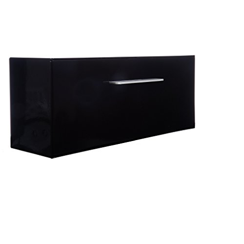 Modern Mailbox | Wall Mounted modbox (Black)