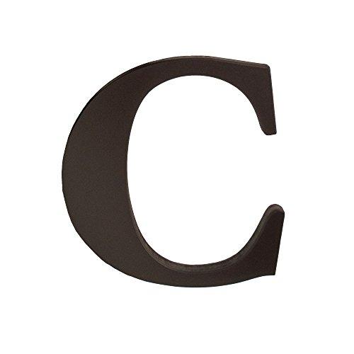 Dark Brown Hanging Nursery Letter A Buy Online In Uae