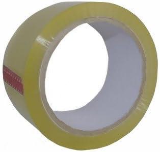 36 x Klebeband 50 mm x 66 m leise low noise PP 50 my braun Packband NEU