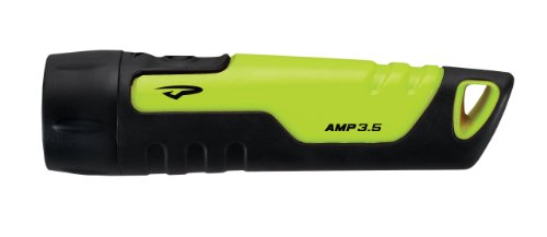 Princeton Tec AMP 3.5 LED Flashlight (170 Lumens, Neon - Tec Amp