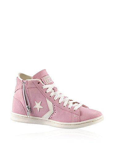 Converse Pro Leather Mid - - Unisex adulto Rosa