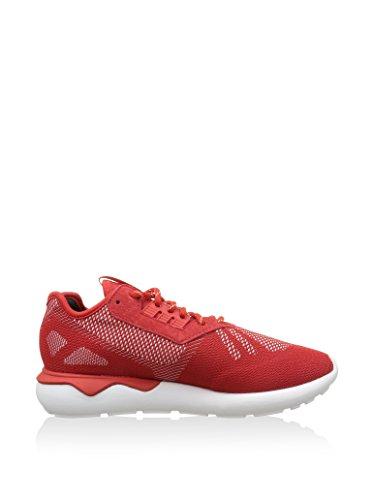 adidas TUBULAR RUNNER WEAVE - Zapatillas de running Unisex adulto Rojo
